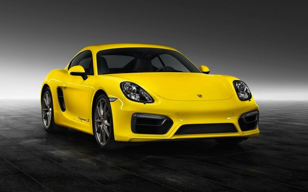 2015 Porsche Exclusive Cayman S