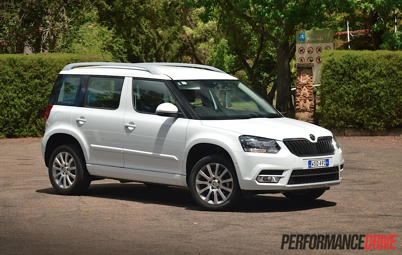 2015 Skoda Yeti Ambition 90tsi Review Video