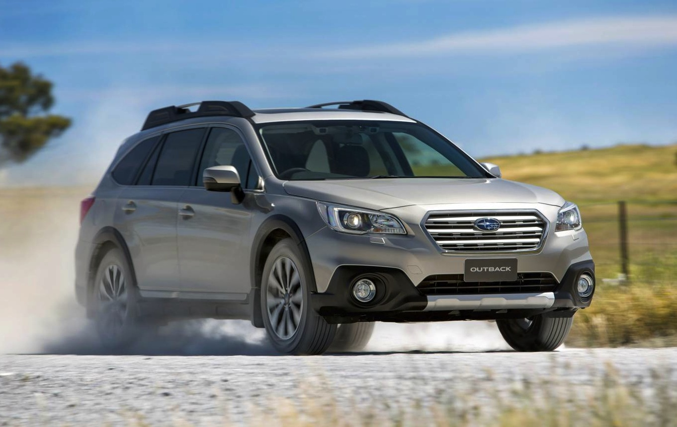 2015 Subaru Outback on sale in Australia from $35,990 ...