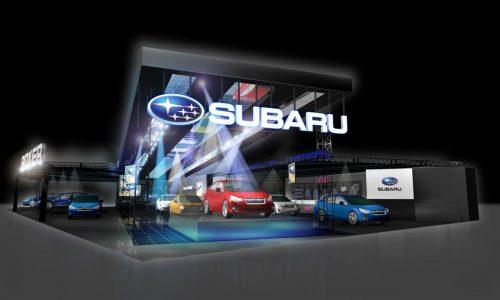 Subaru planning 3 new concepts for 2015 Tokyo Auto Salon