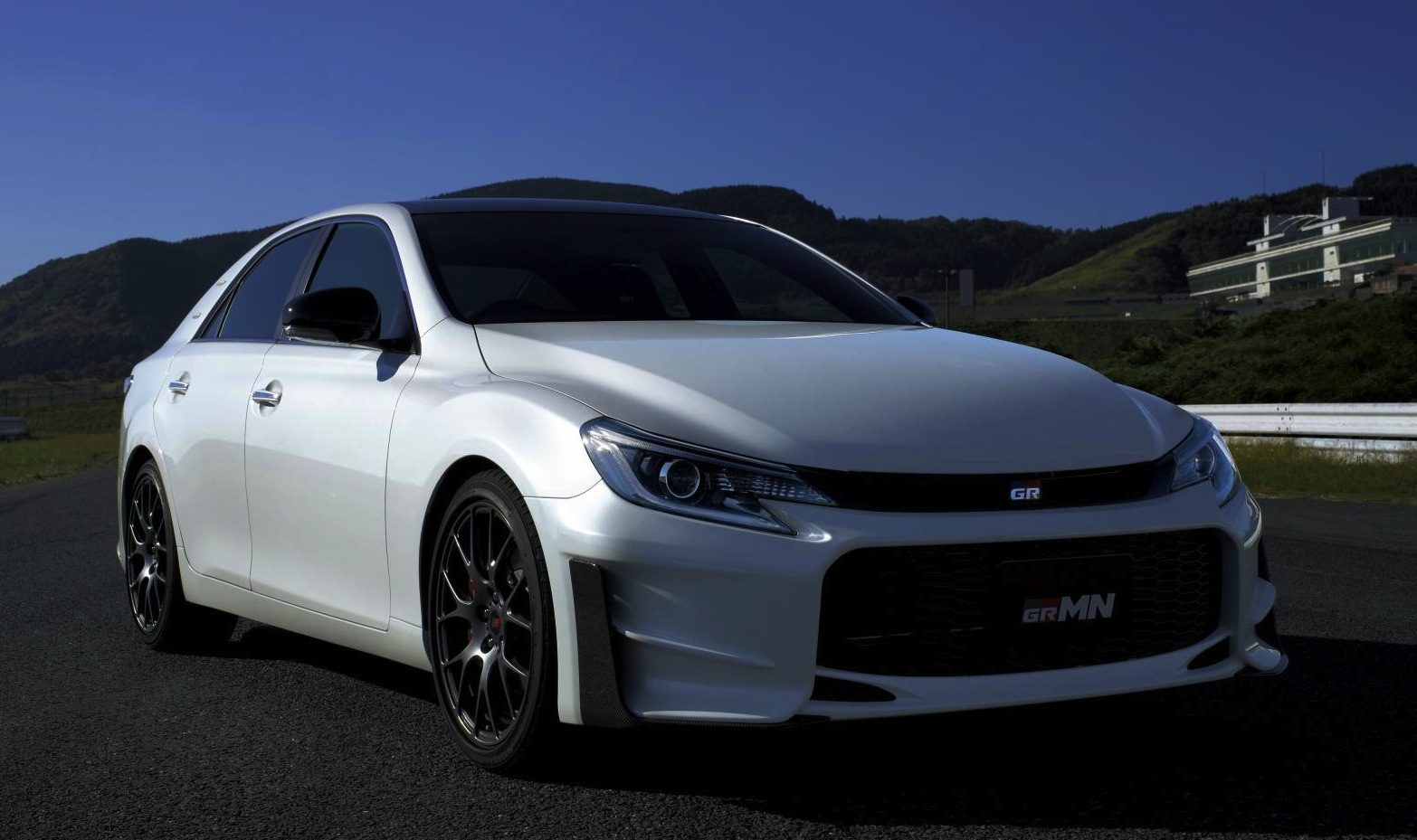2015 Toyota Mark X Grmn Revealed  Jdm Performance Sedan
