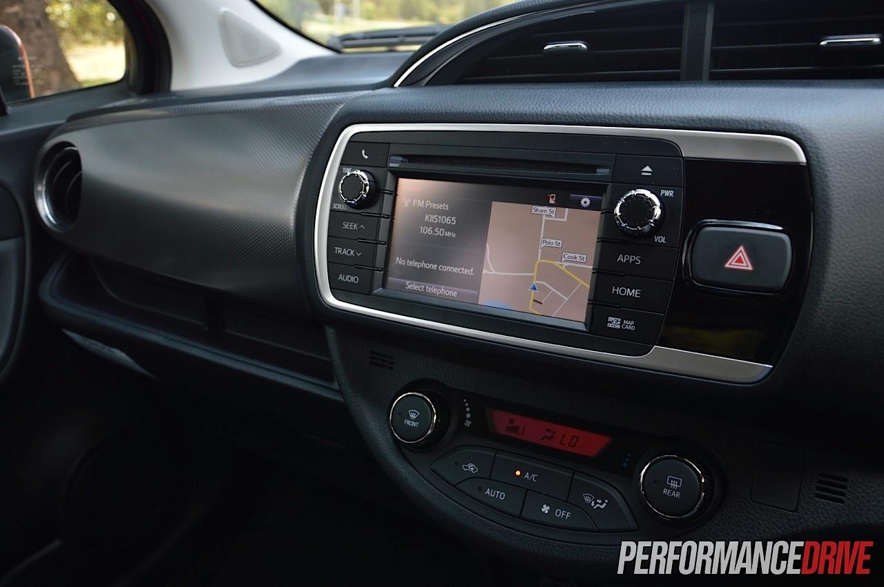 Yaris 2017 Review >> 2015 Toyota Yaris ZR review (video) | PerformanceDrive