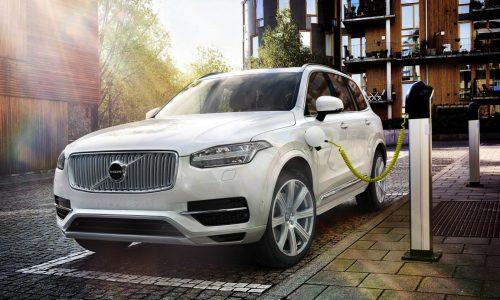 2015 Volvo XC90 T8 hybrid specs confirmed, 2.5L/100km