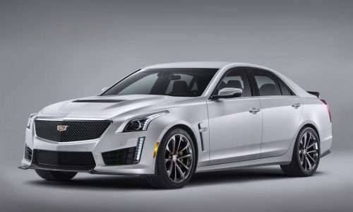 2016 Cadillac CTS-V revealed, watch out German rivals