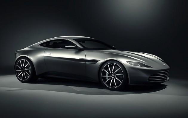 Aston Martin DB10-Spectre 007