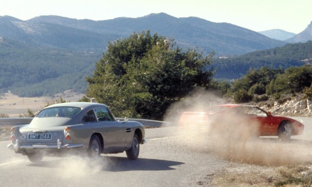 Aston Martin DB5-Goldeneye