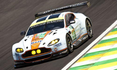 Aston Martin begins testing solar technology in motorsport