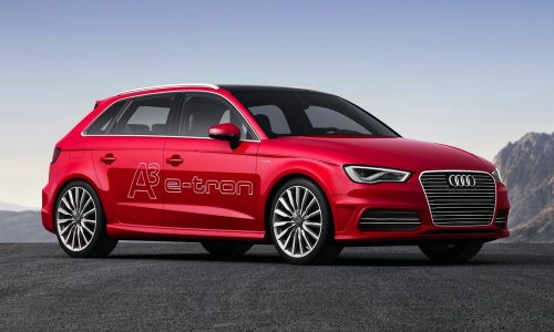 Audi planning all-electric crossover for 2017 – report