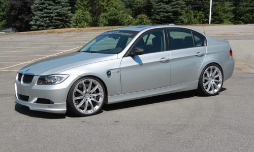 For Sale: Hartge H50 BMW 3 Series with M5 V10 engine