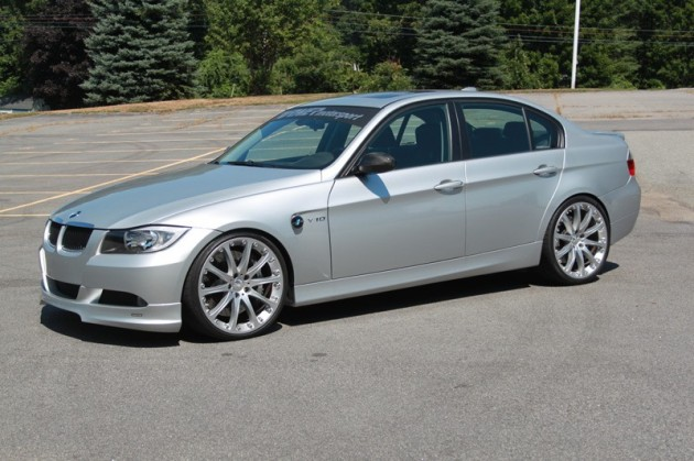 BMW Hartge H50 3 Series M5 exterior
