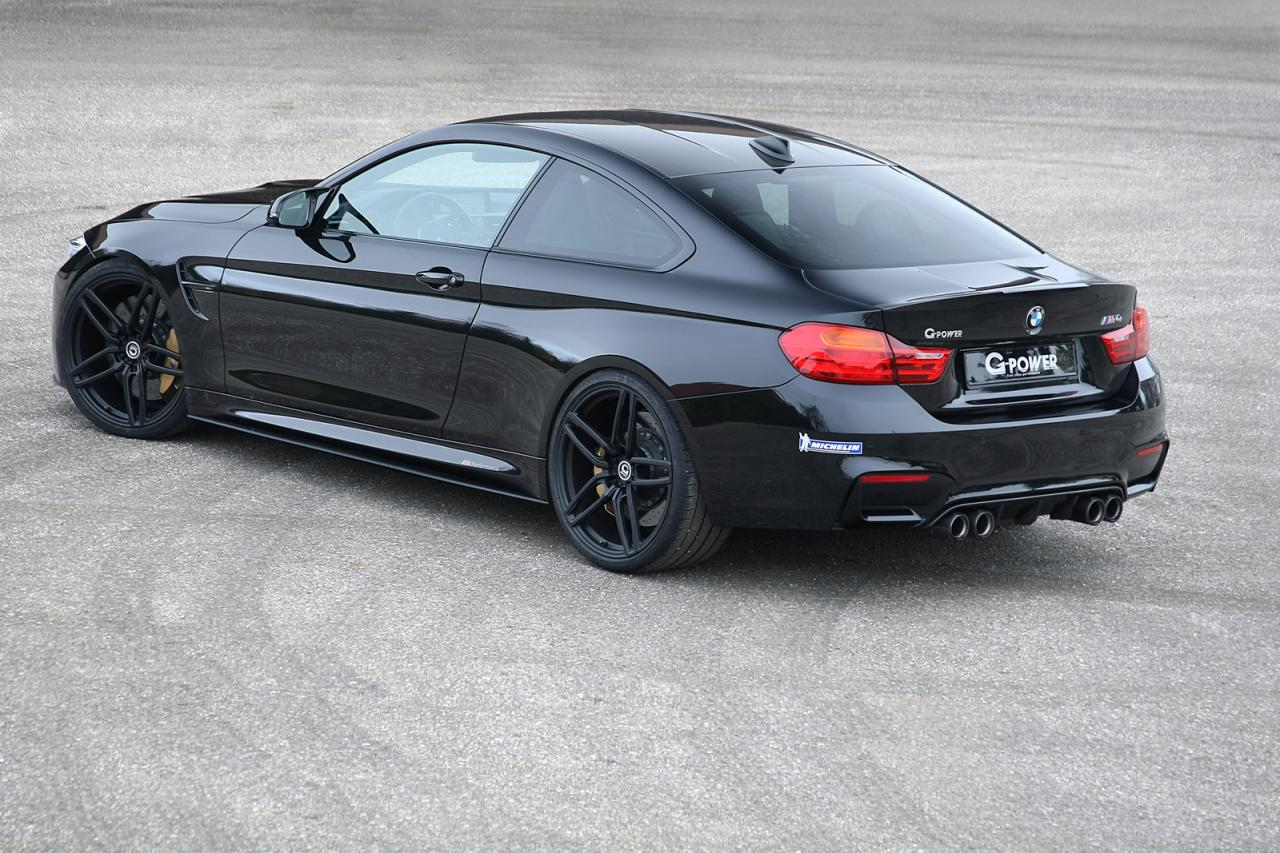 G Power Bmw M4 Upgrade Kit Lifts Power To 382kw