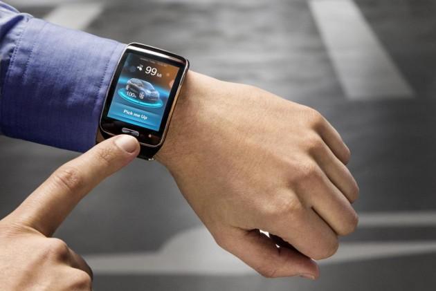 BMW Remote Valet Parking-mobile app