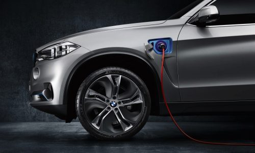 BMW to introduce plug-in hybrid version of every model