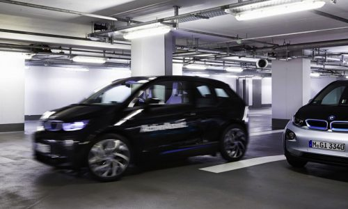 BMW to preview Remote Valet Parking technology at CES event