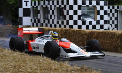 2015 Goodwood Festival of Speed dates confirmed