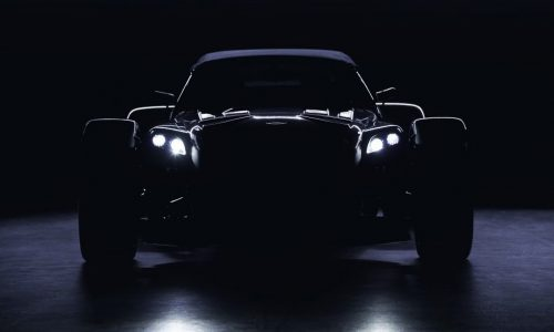 Donkervoort D8 GTO Blister Berg Edition previewed