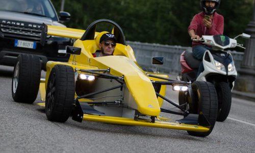 Egoista Motors needs crowdfunding for EM 01 Stradale; EV road car