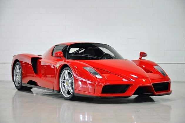 Ferrari Enzo exterior