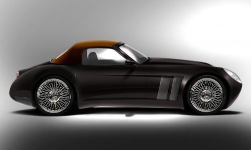 Gregis Automobili reveals stunning Miranda Roadster project