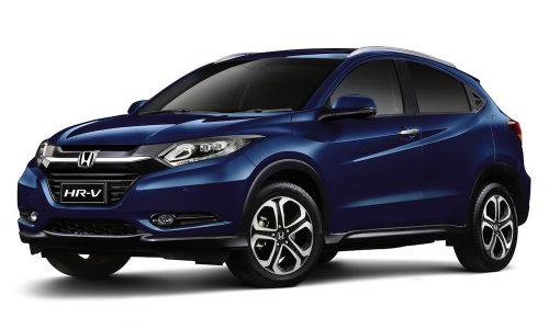 2015 Honda HR-V Australian specifications announced