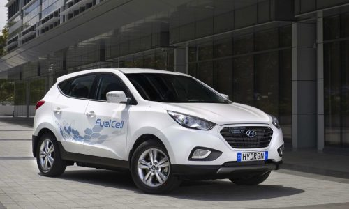 Hyundai ix35 Fuel Cell becomes first hydrogen car in Australia