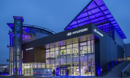 Hyundai opens new innovative showroom, first of many