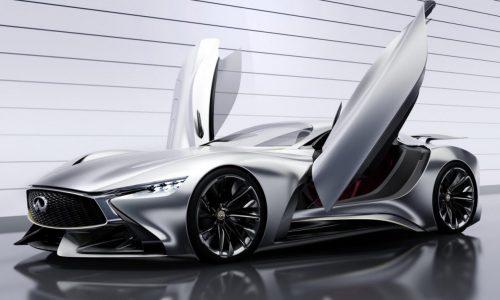 Infiniti Concept Vision Gran Turismo revealed