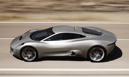 Villain in James Bond 'Spectre' movie to drive Jaguar C-X75 – report
