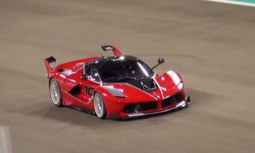 LaFerrari FXX K already sold out, sounds incredible (video)