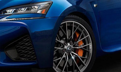 Lexus GS F performance sedan previewed before Detroit debut?