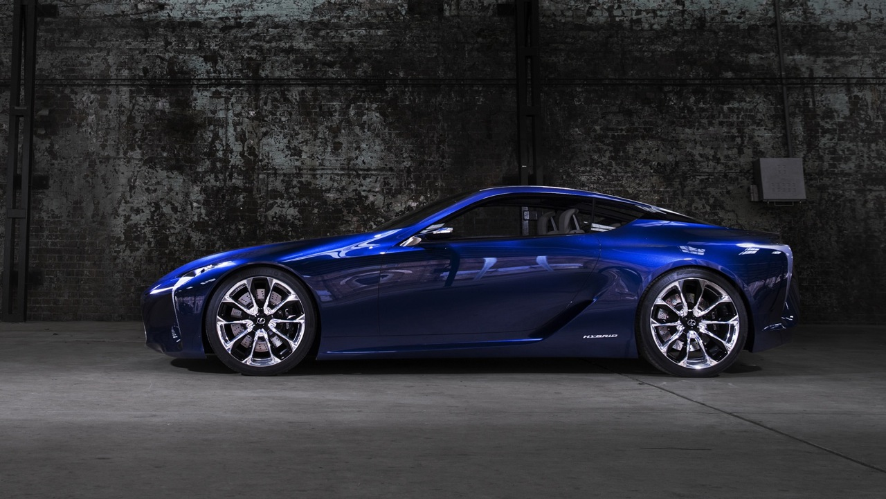 New Lexus Coupe >> Lexus trademarks 'LC 500' & 'LC 500h', based on LF-LC concept?   PerformanceDrive
