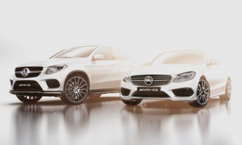 Mercedes-Benz C 450 & GLE 450 to be first 'AMG Sport' models