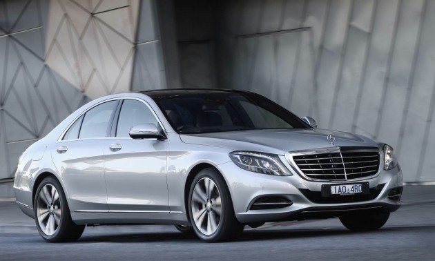 Mercedes-Benz S-Class hybrid