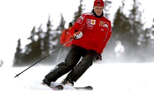 1yr after Michael Schumacher's accident, still facing lengthy recovery