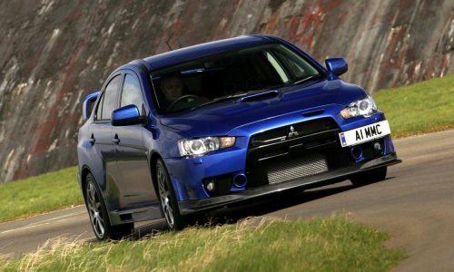 Mitsubishi Lancer 'Special Action 'Model' to send off Evolution X