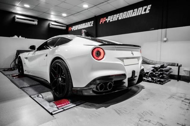PP-Performance Ferrari F12berlinetta dyno