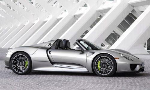 US$845,000 Porsche 918 Spyder sold out in 9 months