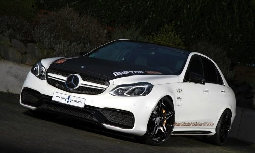 Posaidon RS 850 tuning kit boosts Mercedes E 63 AMG to 1300Nm