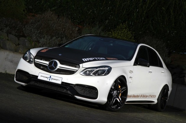 Posaidon RS 850 Mercedes-Benz E 63 AMG S kit