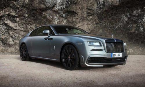 Novitec announces extensive program for Rolls-Royce Wraith