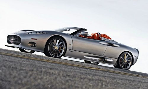 Spyker files for voluntary bankruptcy equivalent in Netherlands