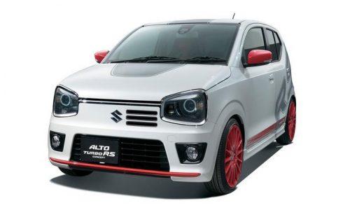 Suzuki Alto RS Turbo Concept previews next-gen JDM model