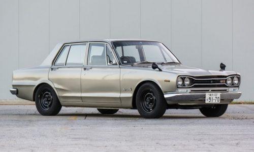 For Sale: 1970 PGC10 Nissan Skyline 2000 GT-R 'Hakosuka'