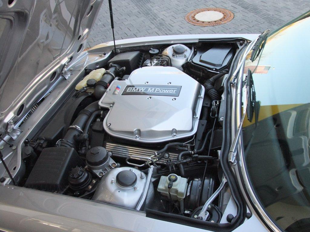 1970s Bmw E9 Cs Gets An E39 M5 V8 Conversion