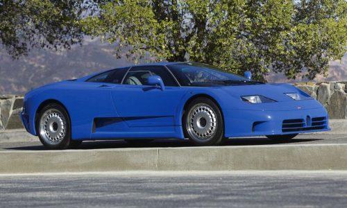 For Sale: 1993 Bugatti EB110 GT in mint condition