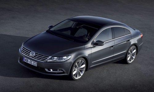 Next-gen Volkswagen CC concept to debut at Geneva show?