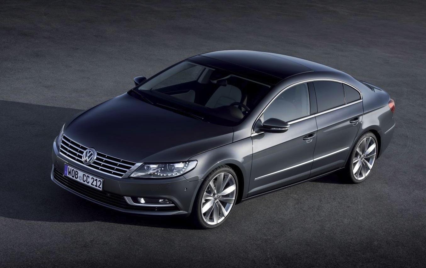 Next Gen Volkswagen Cc Concept To Debut At Geneva Show Performancedrive