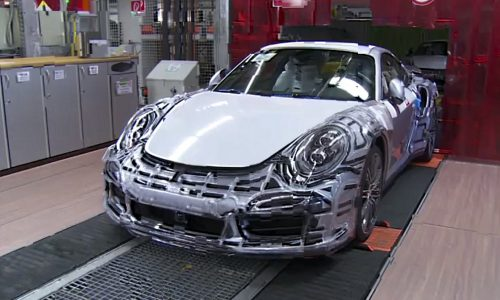 Video: Porsche shows how it builds/tests the 991 911 GT3