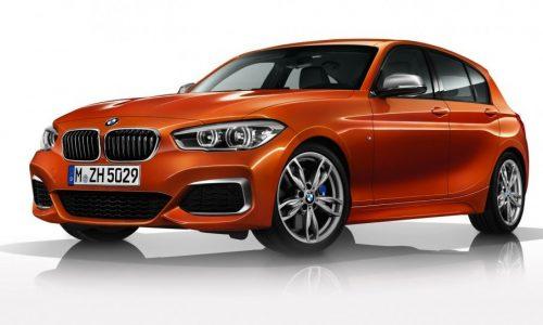 2015 BMW M135i revealed, more power & technology