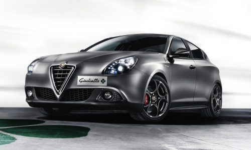 2015 Alfa Romeo Giulietta QV on sale from $39,000